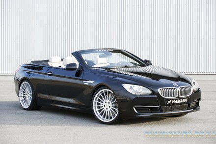 Тюнинг BMW 6-series F12 Convertible